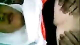 Arab wife gets to expose and flash her sexy and appetizing titties--_short_preview.mp4