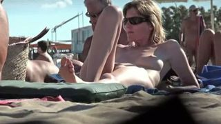 I was spying on kinky amateur blond haired MILFie lady in sunglasses--_short_preview.mp4