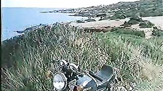 Vintage video of my slutty Greek GF sucking and fucikng on the beach--_short_preview.mp4