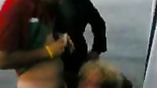 Drunk Greek mature mommy sucks my hairy dick at the beach--_short_preview.mp4