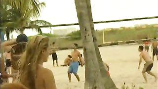 Gorgeous amateur babes in bikini on the beach enjoying--_short_preview.mp4