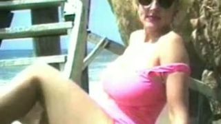 My old video with my blonde cougar wife on the beach--_short_preview.mp4