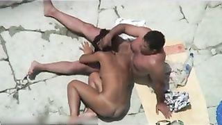 Just a bunch of sex freaks on the nudist beach getting a room--_short_preview.mp4
