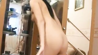 Skanky Thai bitch shows off her body naked in the hotel room--_short_preview.mp4