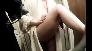 Chubby wife with big tits undressed to take a shower on hidden cam--_short_preview.mp4