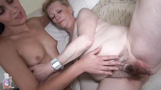 Horny and spoiled lesbians make each other cum with their fingers--_short_preview.mp4
