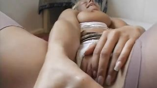 Busty amateur girlfriend toys and sucks with cumshot--_short_preview.mp4