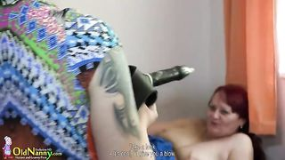 Red haired mature lesbian lets blonde nympho eat her mature cunt--_short_preview.mp4