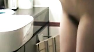 Hot amateur Asian girlfriend loves being fucked in the bathroom--_short_preview.mp4