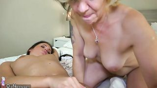 Lots of sex toys and lesbian love that disregards age difference--_short_preview.mp4