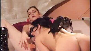 These slutty lesbians always seem to be naughty and they love their sex toys--_short_preview.mp4