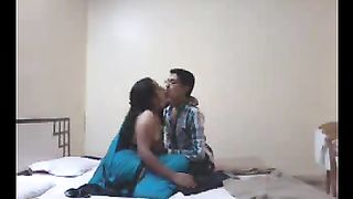 Desi Bhabi Secret Sex with Young Devar Hidden Cam indian porn--_short_preview.mp4