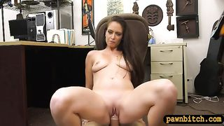 Sexy amateur sucks off and gets fucked by pawn keeper--_short_preview.mp4