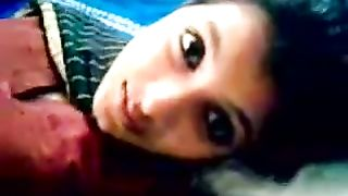 Extremely beautiful and horny Indian teen babe filmed naked in the bedroom--_short_preview.mp4