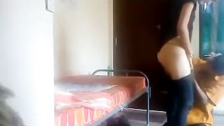 Dude seduced and fucked lovely young Indian chick on hidden cam--_short_preview.mp4