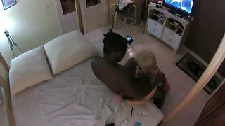 Cheating blonde wife was was caught on hidden cam while sucking BBC--_short_preview.mp4