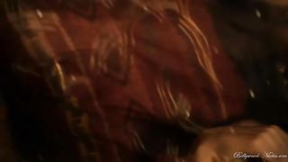 Sizzling hot and sultry brown skin Desi babe strips on cam--_short_preview.mp4