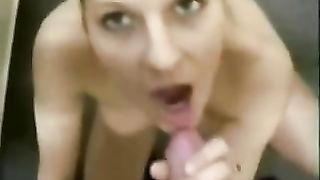 Blond haired whorable chick of my buddy wanted to suck him in the fitting room--_short_preview.mp4