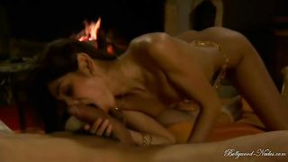 Magnificent and lean young babe licks meaty shaft on the bed--_short_preview.mp4