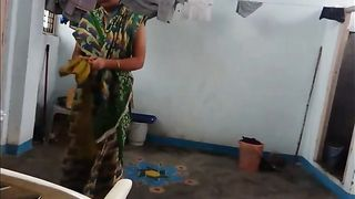 Indian amateur housewife was caught on hidden cam while undressing--_short_preview.mp4