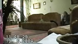 Hidden cam in the guestroom catches Arab wife cheating--_short_preview.mp4