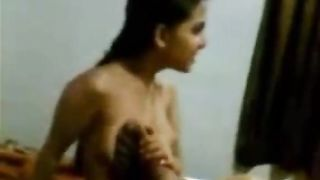 Sweet and busty amateur Arab girl playing with her man--_short_preview.mp4