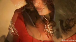 Magnificent and fresh Indian hot model in red dress--_short_preview.mp4