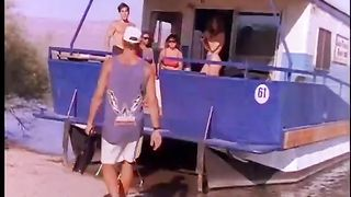 Hot ginger girl participates in dramatic action on the boat--_short_preview.mp4