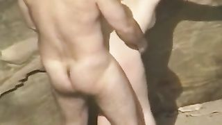 Amateur couple banging outdoors get caught on my hidden cam--_short_preview.mp4