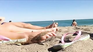 Hot and playful young babes on the nudist beach filmed on my spy cam--_short_preview.mp4