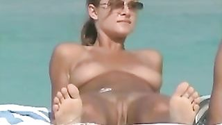 This lustful chick on the beach is meant to be naked--_short_preview.mp4