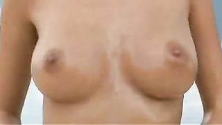 My and my friend's girlfriends flash their curves on the beach--_short_preview.mp4