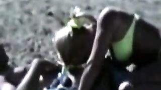 Careless couple had sex on the public beach and I caught them--_short_preview.mp4