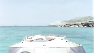 Pretty looking ebony babe gets energetically doggy way drilled on sea bank by scuba diver--_short_preview.mp4