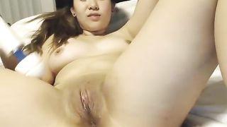 Using vibe kinky webcam Asian brunette teased her soaking slit--_short_preview.mp4