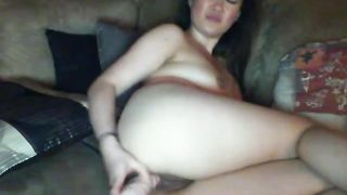 Lascivious Asian camgirl fucks her nice wet juicy pussy with her dildo--_short_preview.mp4