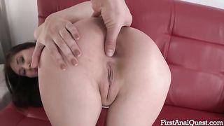 Cute Asian black head gives amazing BJ to her strong stud who fingers her anus--_short_preview.mp4